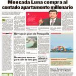 RT @AlvaroAlvaradoC: Portada La Prensa http://t.co/qK9v36Jpo2
