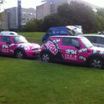 """@AIBIreland: Thanks to the @spin1038 Spinis for joining us @UCDDublin for the #LunchboxSeries today http://t.co/QISUCpj1Hn"" @JamieDesmond"
