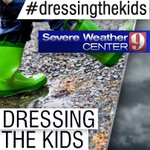 #DressingTheKids: Rain gear, shorts, short sleeves. Finally, CHANGES SOON! Main weather at 6:18 on 9! #wftv http://t.co/5nyp8GgJpo