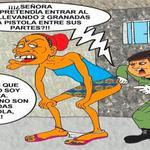 Caricatura El Siglo http://t.co/6uEixzRKBr