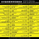 """Support democracy voting matters @ianbremmer: Global demonstrations supporting Hong Kong tomorrow. #Manchester http://t.co/WctRWDWXDJ"""""""
