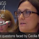RT @viEUws: 5 toughest questions faced by Cecilia #Malmström (Trade) at #EPhearings2014 | WATCH VIDEO: http://t.co/0jKoF6fJc2 http://t.co/rt5OyglW4h