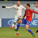 RT @FCBayern: Arjen #Robben absolvierte 3 CL-Partien gegen ZSKA Moskau und traf in jeder Partie gegen die Russen. #CSKAFCB #packmas http://t.co/FRGtugKM1U