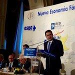 RT @JuanOrlandoH: Participamos en el desayuno Organizado por la Nueva Economía Forum. Hablamos con Empresarios Españoles. http://t.co/vn6xUUAcLc