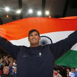 RT @insenroy: SILVER!! Vikas Gowda gets a silver medal in Mens Discus Throw with a best of 62.58 metres. #AsianGames2014 @ibnlive http://t.co/8bqroWjuEK