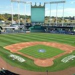 RT @CSNAthletics: The calm before the storm. #Athletics #Royals #Oaktober http://t.co/DSJy4frdnn