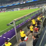 RT @bundesliga_de: Der @BVB beginnt in diesen Minuten in #Anderlecht mit dem Abschlusstraining. #rscabvb http://t.co/NV4Ki7ax5d