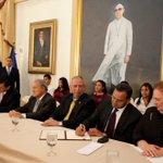 Gobiernos salvadoreño y estadounidense firman #FomilenioII http://t.co/WhtMFBa7I0 http://t.co/ZgfmDUitpQ