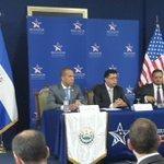 Secretario Técnico de la Presidencia agradece a EEUU por la contribución que se hace con FOMILENIO. @radio102nueve http://t.co/XD51rcGMvN