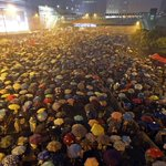 RT @mashable: Live updates: Hong Kong #UmbrellaRevolution protesters stay put as China refuses to back down http://t.co/Rb9Yf1ZcUh http://t.co/C5mIL0yPID