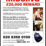RT @EalingMPS: For the latest updates regarding the search for #AliceGross click on http://t.co/TmXLp0WRkp #FindAlice http://t.co/50dmWNDOG0