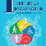 Del 2 al 4 de Octubre 1erFESTIVAL DE ARTE DE LA DISCAPACIDAD @QuieroaCali @TwiterosCali @alcaldiadecali @mincultura http://t.co/voderDge48