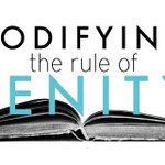 RT @TPPF: NEW PAPER by @vpreddy: Codifying the Rule of Lenity http://t.co/1gK8i7MQcp #overcrim #txlege http://t.co/zrbv8SvvV2