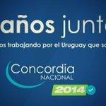 Simplemente Gracias!!! Que sean por muchos mas, trabajando por el Uruguay que soñamos... Salud !!!! http://t.co/CLkcZsbOe2