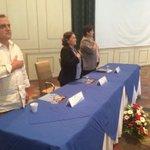 RT @presidencia_sv: Primera Dama Margarita Villalta, Elda Tobar y Marcos Rodriguez participan en rendición cuentas #ISNA http://t.co/Jae2IhdHQ7