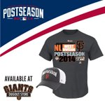 RT @SFGiants: Get your #SFGiants Postseason Authentic Collection at 1 of 11 Bay Area Giants Dugout Stores! #SFGiants http://t.co/hVjJP7irBx