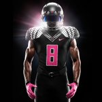 RT @usnikefootball: Built for something bigger. @WinTheDay unveils a new uniform to support Breast Cancer Awareness Month. #UnitedWeFight http://t.co/e2Asiyfe9O