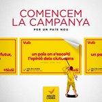 RT @Araeslhora: ARA ÉS LHORA: En aquests moments comença oficialment la campanya pel SÍ! Ara és lhora! Fem un país nou! #SíoSí http://t.co/FR0XzuvGYZ
