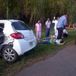 Accidente después del Puente Centenario deja 5 heridos http://t.co/gB4HyioaaA