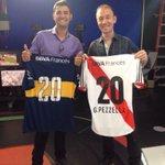RT @sportiaok: Semana Superclásica, sortemos las camisetas. Seguí esta cuenta y dale RT #LaDeBocaEnSportia #LaDeRiverEnSportia http://t.co/5wS4nDKOqv