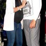 Bollywood @ 12 megapixels - @geneliad with @Riteishd