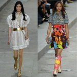 RT @FashionweekNYC: Favorite Looks from the Chanel Spring 2015 Collection #PFW http://t.co/YNx4emEyoa