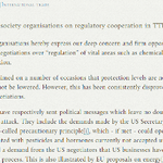 Take regulatory cooperation off the #TTIP table! Statement from 33 civil soc orgs - pls RT http://t.co/IBQlxRj2dj http://t.co/MYVbooi1sC