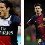 RT @Subrayado: PSG de Cavani ante el Barcelona de Messi. Se juega 15.30, hora de Uruguay. Se verá por cable. http://t.co/yTiP6GwMRQ http://t.co/T5Z4vJ3qAA