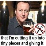 Hands off our NHS @David_Cameron #CPC14 #UKUncut http://t.co/KyogtN7kbZ