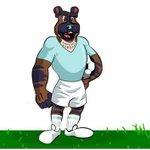 Te presentamos a Batú, el cimarrón que será mascota del Torneo Sub-20 a disputarse en Uruguay. http://t.co/uCqi0X7l1i http://t.co/jpvXLrliZO
