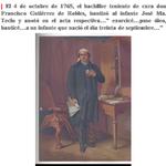 RT @EFEMERIDESMX: Hoy se conmemora el Aniversario del Nacimiento de José María Morelos, en 1765 http://t.co/8pR3s2CGBS