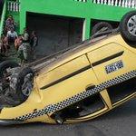 RT @cumberbache: Taxi se vuelca en el Valle de Urracá, el conductor perdió el control, fue trasladado al cuarto de urgencias @TReporta http://t.co/YlWpRlzrf6