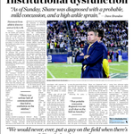 RT @SBNationCFB: Hours later, Michigans student paper contrasts Hoke and Brandon quotes: http://t.co/CqXeTK6S85 http://t.co/f1sXvtQEJh