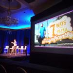 RT @iSummit: Morning keynote @tedmurphy speaking on 7 Ways to Fail Magnificently. Bringing the energy this morning! #iSummit2014 http://t.co/WrSJnLe6mq