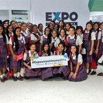 RT @UAutonoma: El Colegio Distrital María Inmaculada dice presente en #ExpoUniautónoma2014 http://t.co/AeiKgjOxyC