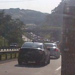 Trafico pesado en la via del Centenario http://t.co/NbBtOTKX9y