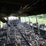 RT @luischeponews: Asi quedó bus incendiado de la ruta Chepo-Corredor.@TReporta @rpc_radio @MiDiarioPanama @prensacom http://t.co/Gc3HzcFYRI