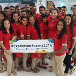 El Colegio Agustín Codazzi se hace presente en #ExpoUniautónoma2014 http://t.co/nr4HmxlfzY