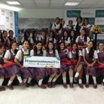 El Colegio Distrital María Inmaculada, presente en la #ExpoUniautónoma2014 http://t.co/BmZtHJlG6a