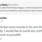 .@FauxPelini + MSU P Mike Sadler = one amazing twitter conversation. http://t.co/vgaJiW9Fq9 http://t.co/0wUi6BocQm