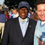 RT @AndyDiOrio: Thank you @MayorSlyJames for coming out to support the #Royals today! http://t.co/gDyH2uLFrM