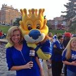 Hangin with Slugerrr! #TakeTheCrown #Royals #fox4kc http://t.co/B6aLS0ovX9