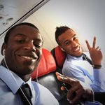 RT @Aubameyang7: ✈️ BX belgium @ChampionsLeague @BVB vamos #aubameyang #bvb #selfie #parceiro #ramos http://t.co/2uGOJ3QT2R