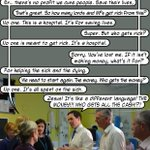 When George Osborne visited a hospital. #NHS http://t.co/DTJQmItG0H