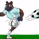 La mascota del Sudamericano Sub 20 de Uruguay. La AUF presentó al personaje: http://t.co/vo7Z4kiSWp http://t.co/eGsqeYmDE4