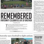 RT @wkuherald: Our only edition of the week is on stands now. Pick it up, Hilltoppers. http://t.co/GypZQDSxwE
