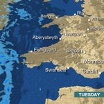 RT @bbcweather: If youre in west Wales and there are dark skies on the horizon, you could well be about to get wet. MattT http://t.co/d8X8uTHZxB