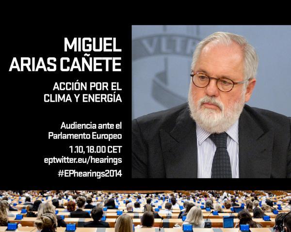 Sigue la audiencia del comisario @MAC_Europa el 1/10 a las 6pm @Europarl_es http://t.co/iURPY2kKRO #EPhearings2014 http://t.co/FwXmSu9Zfj
