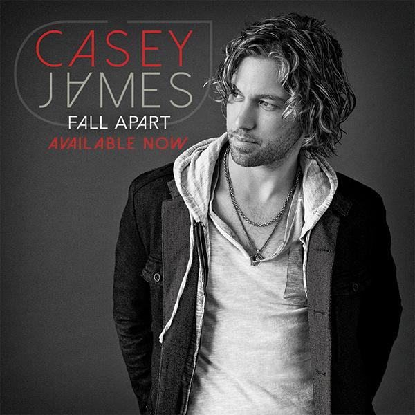 So excited to share new music! The new song #FallApart is now available on iTunes! http://t.co/5rWJaDx8bY -Team CJ http://t.co/c2cOAmL0K8