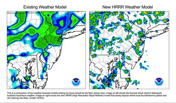 NOAA #weather #forecasts go hyper-local with new weather model http://t.co/MoMmhYQ142 http://t.co/uhF2M6DA7c